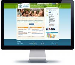 affordable drupal cms web design for outdoor education community