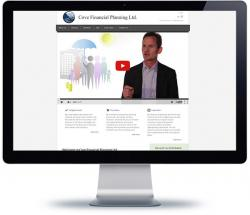 affordable drupal cms web design for financial firm, North Vancouver, BC