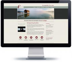 affordable drupal cms web design for financial strategy firm in Victoria