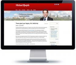 affordable drupal cms web design for Deputy Mayor office, Ontario
