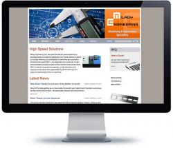 affordable drupal cms web design for Engineering firm, Victoria