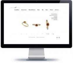 affordable cms web design for artist, New York