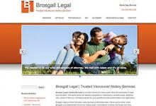 affordable drupal cms web design for Vancouver law firm