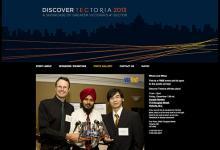 affordable drupal cms web design for Victoria Advanced Technology Council