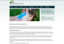 affordable drupal cms web design for massage therapy practice in Victoria