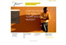 affordable drupal cms web design for photography, Buenos Aires, Argentina