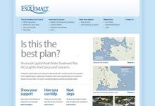 affordable drupal cms web design for Esquimalt