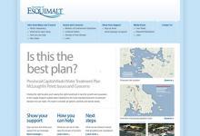 affordable drupal cms web design for Esquimalt