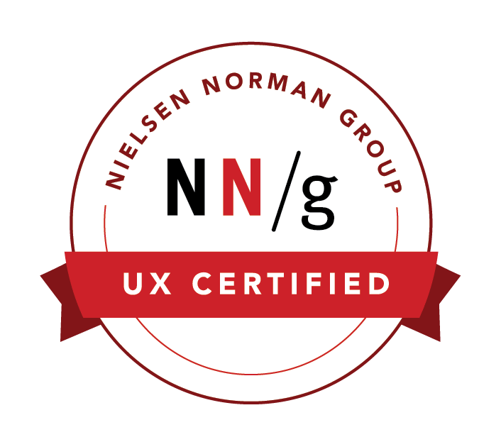 Nielsen Norman Group - UX Certified, Interaction Design Specialty